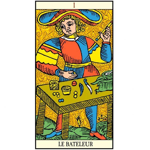 Golden Tarot of Marseille 3