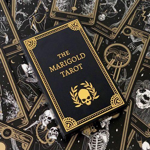 Marigold Tarot Classic 2nd Edition