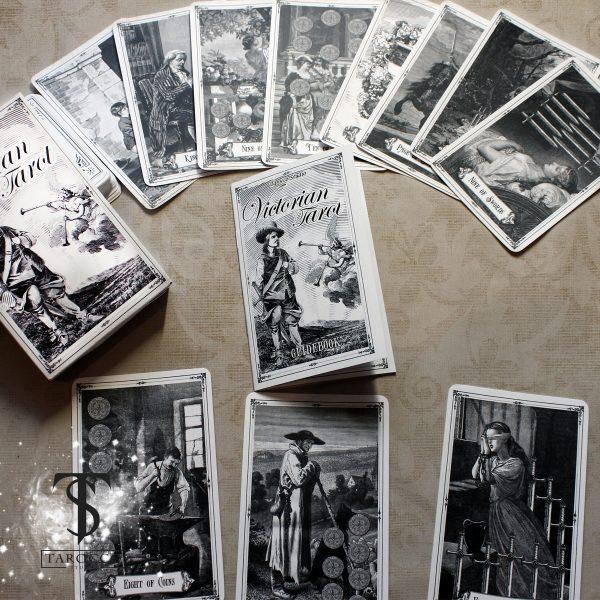 Victorian Tarot 2