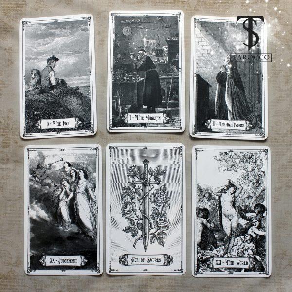 Victorian Tarot 3