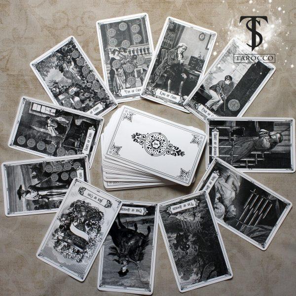 Victorian Tarot 4