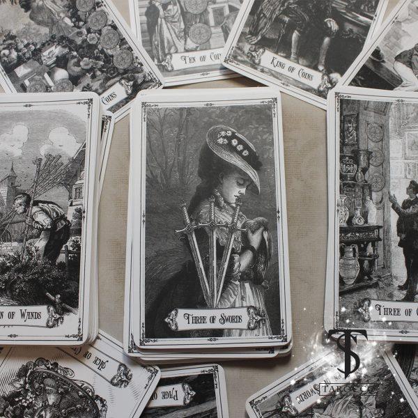 Victorian Tarot 6