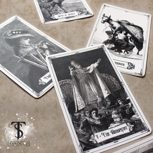 Victorian Tarot 7