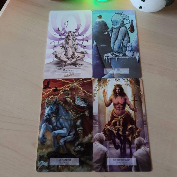 78 Tarot Mythical 3