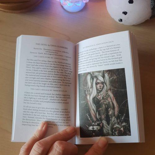 78 Tarot Mythical Tarot of the Legendary