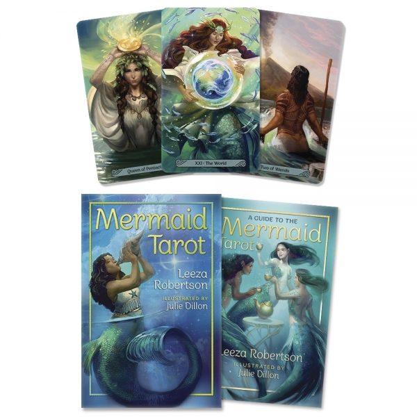 Mermaid Tarot LR
