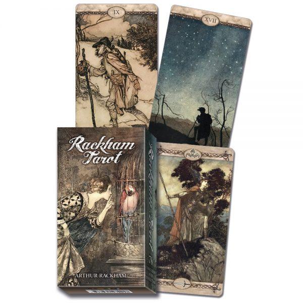 Rackham Tarot 2