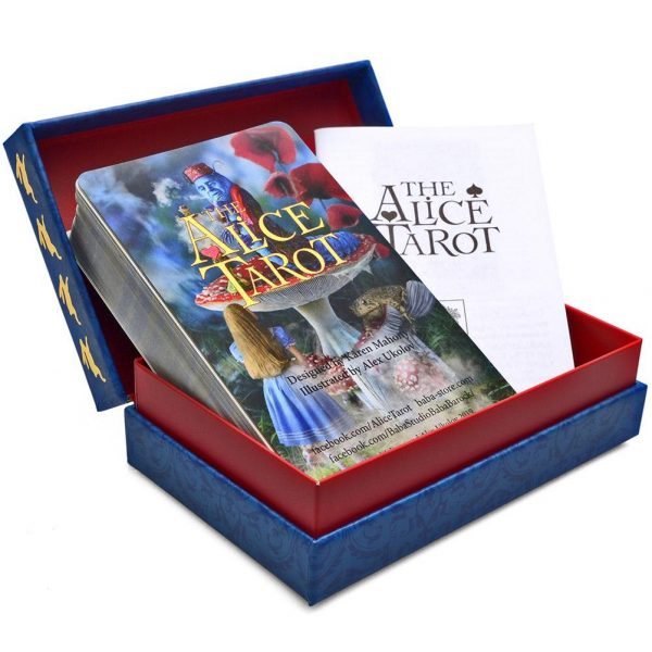 Alice Tarot Second Edition 2