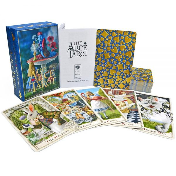 Alice Tarot Second Edition 3