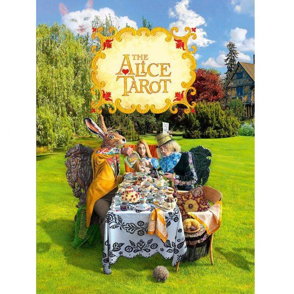 Alice Tarot Second Edition Companion Book
