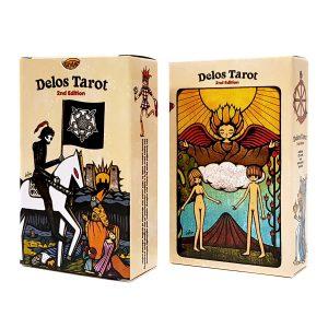 Delos Tarot 2nd Edition