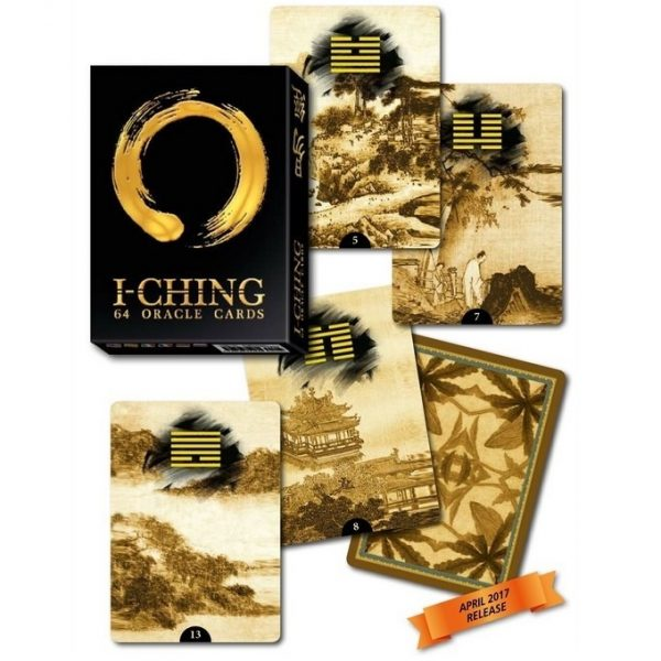 I Ching Oracle Cards 3
