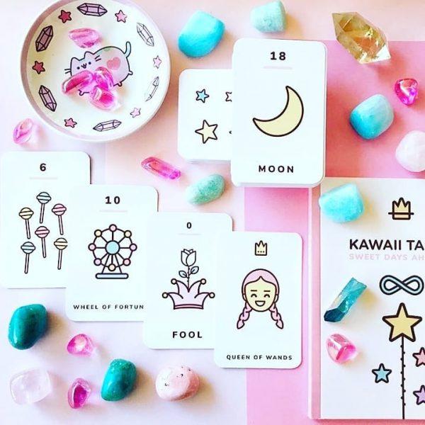 Kawaii Tarot 5