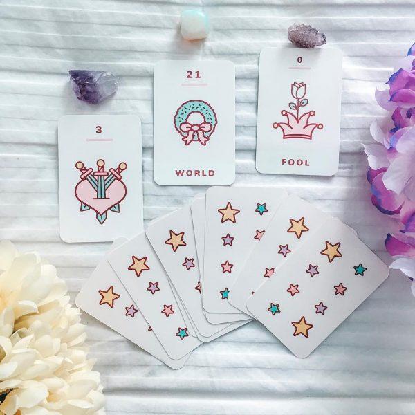 Kawaii Tarot 6