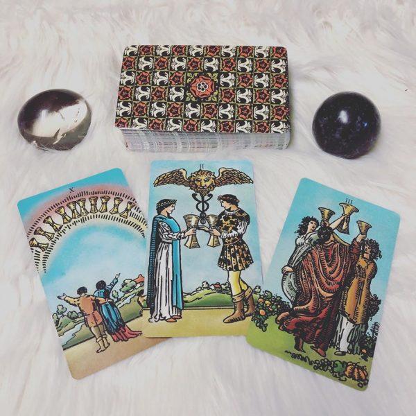 Radiant Wise Spirit Tarot 5