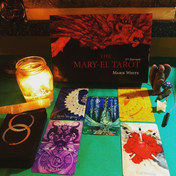 Mary-El Tarot Second Edition 2