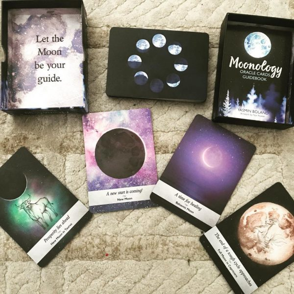 Moonology Oracle Cards 4