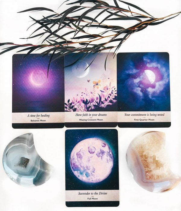 Moonology Oracle Cards 5