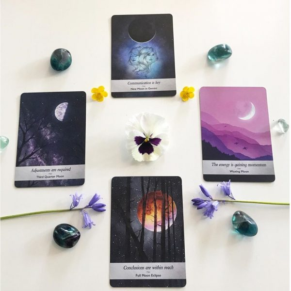 Moonology Oracle Cards 6