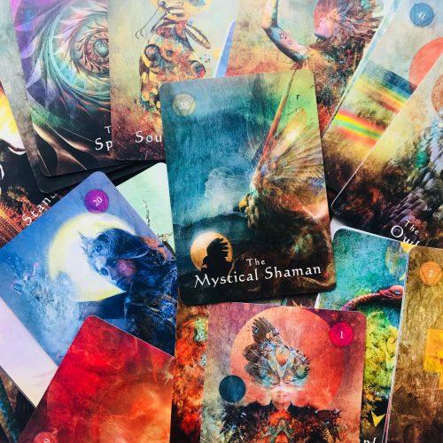 Mystical Shaman Oracle Cards