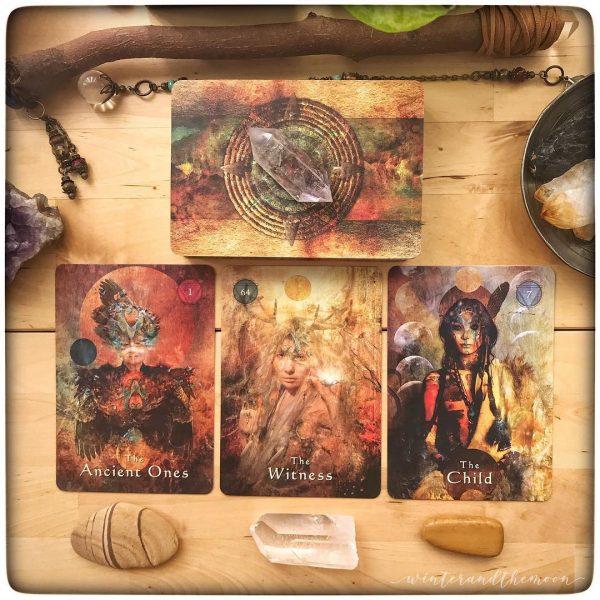 Mystical Shaman Oracle 6