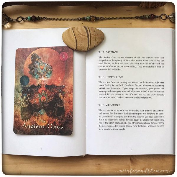 Mystical Shaman Oracle 7