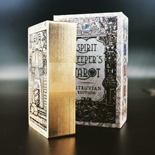 Spirit Keepers Tarot Vitruvian Edition 7