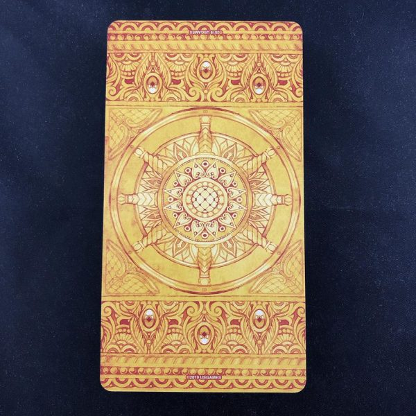 Tarot of the Golden Wheel 7