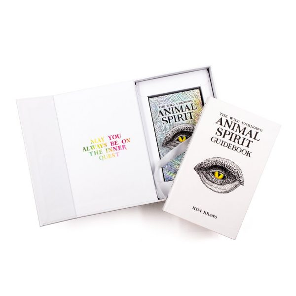 Animal Spirit Deck and Guidebook 2